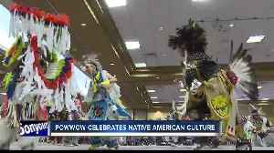 Powwow celebrates Native American culture [Video]