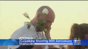 On 20th Anniversary Of Columbine Shooting, Painful Wounds Reopened [Video]