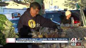 Vendors hope city council expands Overland Park Farmer's Market [Video]