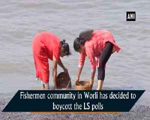 Fishermen in Mumbai Worli to boycott elections over ongoing coastal road project [Video]