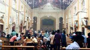 News video: Sri Lanka Easter attacks: Multiple explosions hit churches, hotels
