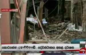 News video: Easter Day bombs kill about 100 in attacks on Sri Lankan churches, hotels