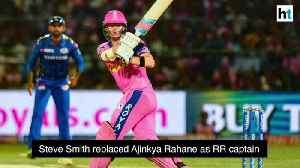 IPL 2019 Rajasthan Royals beat Mumbai Indians by five wickets [Video]