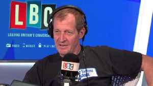 Alastair Campbell Admits He May Not Vote Labour In European Elections [Video]
