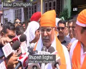 Pragya Thakur is a habitual offender Chhattisgarh CM Bhupesh Baghel [Video]