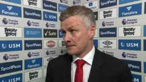 Ole: Only the fans turned up [Video]