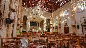 News video: 200 Killed In Sri Lankan Bombings, Social Media Suspended
