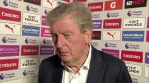 Hodgson: Counter-attack key to win [Video]