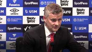Ole Gunnar Solskjaer: United players let the fans and the club down [Video]