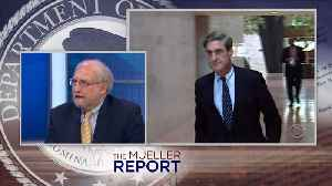 At Issue: The Mueller Report [Video]