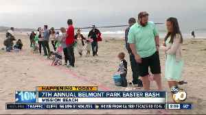 7th annual Belmont park Easter bash [Video]