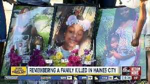 Family and friends remember victims from Haines City triple shooting [Video]