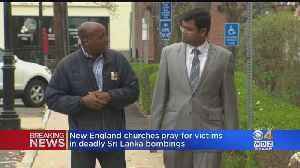 News video: Local Churches Pray For Sri Lanka After Easter Sunday Attacks