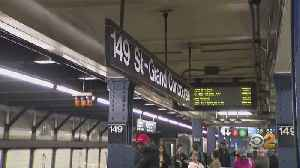 MTA Subway Conductor Stabbed On Train In The Bronx [Video]