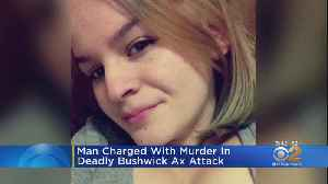 Man Charged With Murder in Deadly Bushwick Ax Attack [Video]