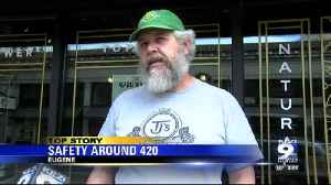 Conversation sparked about safety surrounding 4/20 [Video]