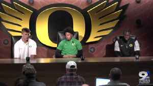 Web Extra: Oregon football recaps spring game part 2 (4/20/19) [Video]