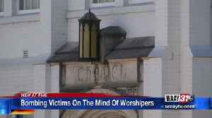 Local Worshipers Comment on Sri Lanka Bombings