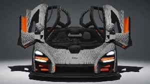 Nearly half a million bricks later, the first full-scale LEGO McLaren Senna [Video]
