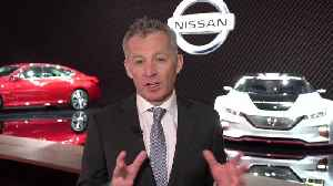 Nissan at the 2019 NYIAS - Roel de Vries, Corporate Vice President [Video]