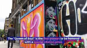 Posthumous Pulitzer Awarded For The Queen Of Soul [Video]