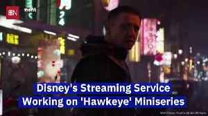 Hawkeye Mini-Series Will Be A Part of New Disney Streaming Service [Video]
