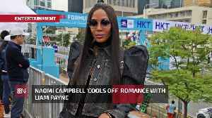 Naomi Campbell Shares Her Thoughts On Being With Liam Payne [Video]