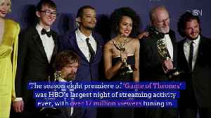 'Game of Thrones' Premiere Was Pirated [Video]