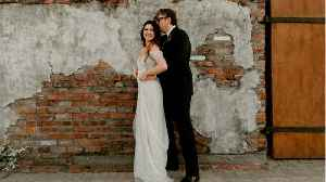 Michelle Branch Married Patrick Carney! [Video]