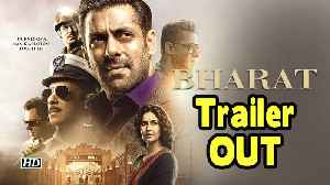 Salman's Bharat, 'A Journey of a man and nation together'   Trailer OUT [Video]