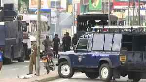 Bomb Explodes Near Sri Lankan Church While Bomb Squad Tried To Defuse Device [Video]
