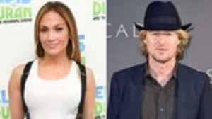Jennifer Lopez, Owen Wilson Set to Star in New Feature Film 'Marry Me' | THR News [Video]