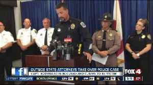 Outside state attorneys take over police case [Video]