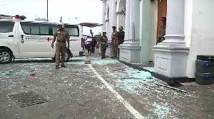 Sri Lanka attacks carried out by suicide bombers - investigator [Video]