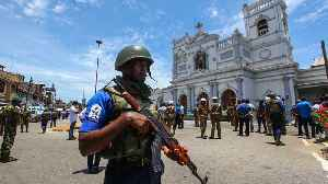 News video: Terror Attacks In Sri Lanka Echo Country's Bloody Civil War