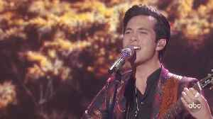 Laine Hardy Performs 'Oo-De-Lally' on American Idol's Disney Night [Video]