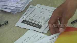 Election officials die from exhaustion in Indonesian Presidential elections [Video]