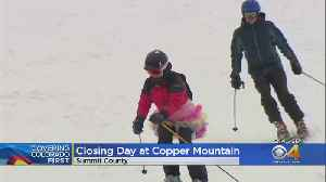 Ski Areas Closing For The Season On Easter Weekend [Video]