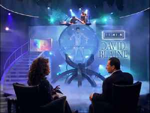 David Blaine Breaks A World Record For Holding His Breath Under Water [Video]