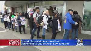 Stop & Shop Workers Set To Return To Work Monday Morning [Video]