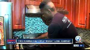 Two Former FAU Owls' Weight Loss Journey [Video]