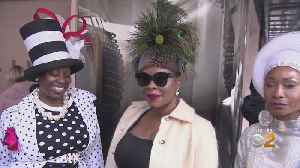 Bold Styles Go On Display In NYC Easter Parade And Bonnet Festival [Video]