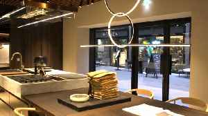 Tour Arclinea's new Paris showroom [Video]