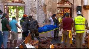 News video: Death toll in Sri Lanka bombings rises to 290