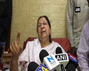 There is fight of justice and injustice in Bhopal Sumitra Mahajan on Pragya Thakur [Video]