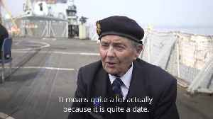Armed forces to take part in day of commemorations for 75th D-Day anniversary [Video]