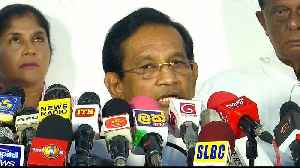 News video: Sri Lankan gov't 'was warned of possible attacks'