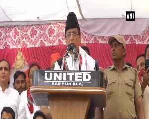 BJP may not win any seat in first two phases of LS elections Azam Khan [Video]