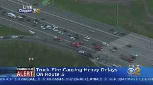 Commuter Alert For Drivers On Route 3 [Video]