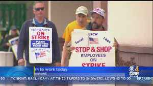 Stop & Shop Employees Return To Work Day After Strike Ends [Video]